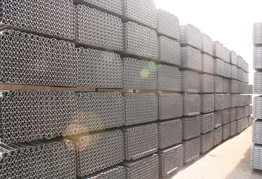 produzione pali in ferro